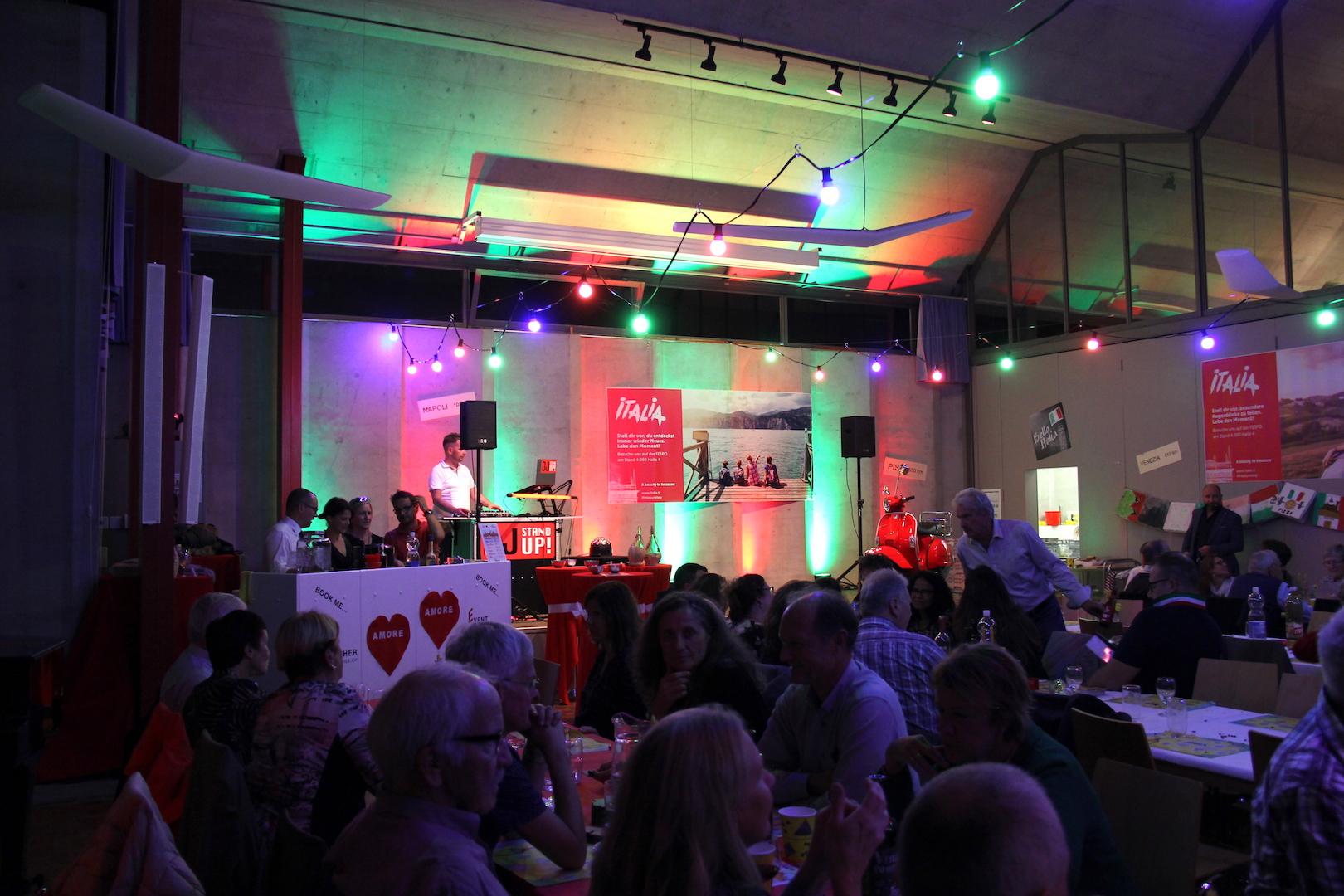 Pfarreifest 2019 mit viel Publikum